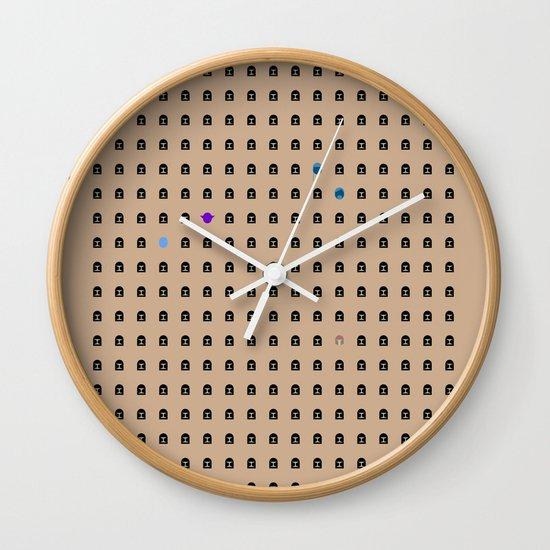 Famous Capsules - Clone Wars Wall Clock