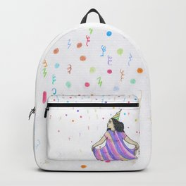 party girl Backpack