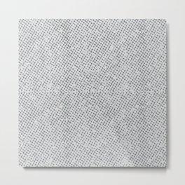 Simple Promise Gray  0325 Metal Print