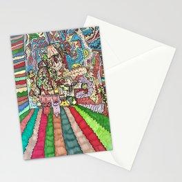 Free Radical Stationery Cards