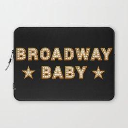 Broadway Baby! Laptop Sleeve