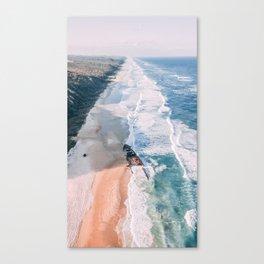 Maheno Wreck - Fraser Island Canvas Print