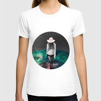 alone T-shirts featuring Alone by Cs025