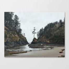 Dead Man's Cove Canvas Print