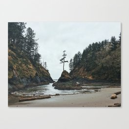 Dead Man's Cove Canvas Print