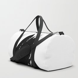 Splashed Triangle Duffle Bag