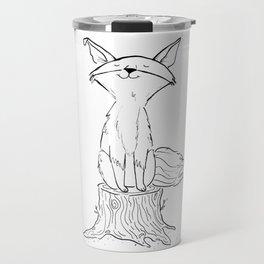 Carol the Fox Travel Mug