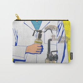 The Science of Capitalism Carry-All Pouch