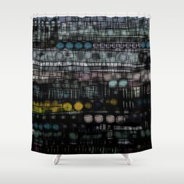 :: Sleep Study :: Shower Curtain
