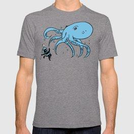 Deep Sea Battle T-shirt