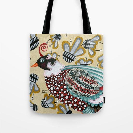 Pheasant Noble Tote Bag
