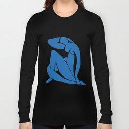 Matisse Cut Out Figure #2 Long Sleeve T-shirt