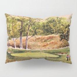 Merion Golf Course 17th Hole Pillow Sham