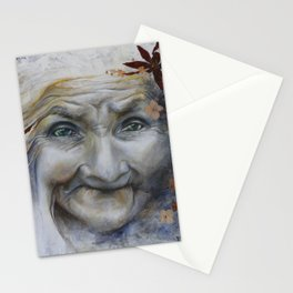 Babayaga Stationery Cards