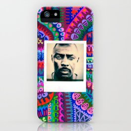 Idris Elba iPhone Case