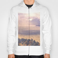 Water - Cape Horn Washington Columbia River Gorge Hoody