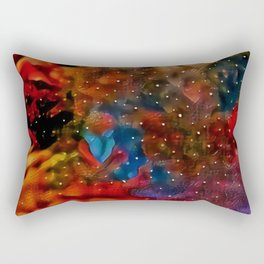 Umbrella Starclouds Rectangular Pillow