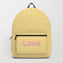 Wafer Cookie Love Backpack