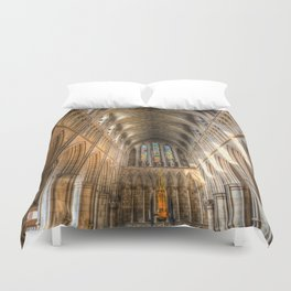 Southwark  Cathedral London Duvet Cover