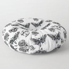 The darker side Floor Pillow