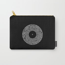 TRANSCENDENCE OF PI Carry-All Pouch