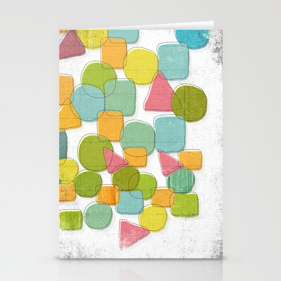 BLOBS Stationery Cards
