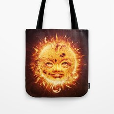 The Sun (Young Star) Tote Bag