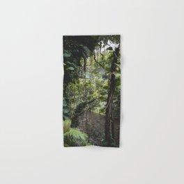Hidden Jungle River Hand & Bath Towel