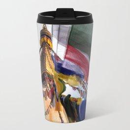 Boudhanath Travel Mug