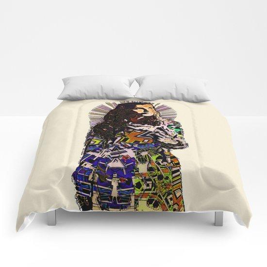 Trench Coat Comforters