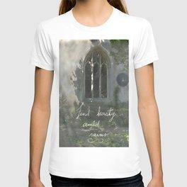 Beauty in Ruins T-shirt
