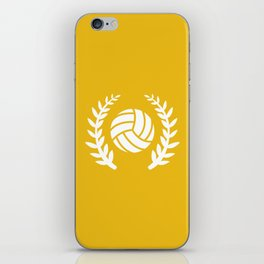 The Volleyball II iPhone Skin