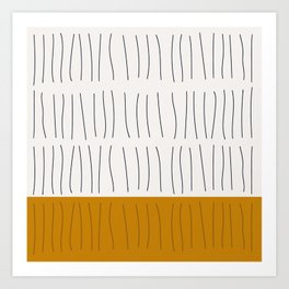 Coit Pattern 12 Art Print