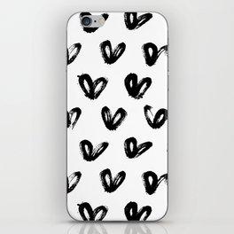 Love Pattern iPhone Skin