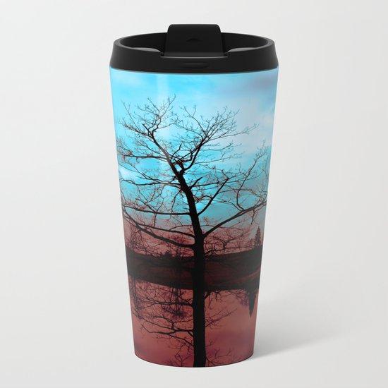 Good & Evil Metal Travel Mug
