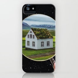 You Are Here iPhone Case