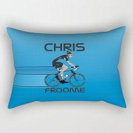 Chris Froome Rectangular Pillow