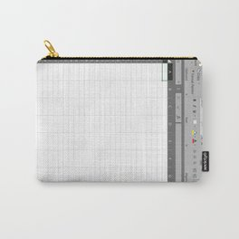 Excel Spreadsheet Carry-All Pouch