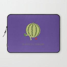 Watermelon strawberry Laptop Sleeve