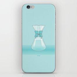 Coffee Maker Series - Chemex iPhone Skin