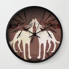 Comedy/Tragedy Wall Clock