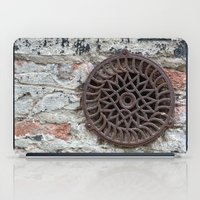 circle iPad Cases featuring Circle by Marieken