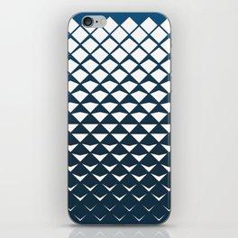 Diamond Fold iPhone Skin