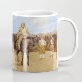 Prilidiano Pueyrredon - En El Corral - Digital Remastered Edition Coffee Mug