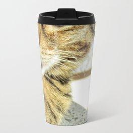 Cat's Life | Modern feline photography Travel Mug