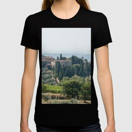 Tuscany Vineyard T-shirt