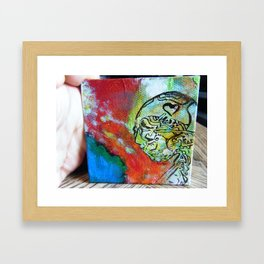MINI MASTERPIECE Framed Art Print