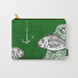Tangaroa & the Snapper Carry-All Pouch