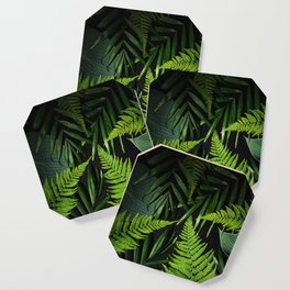 Leaves and branches Coaster
