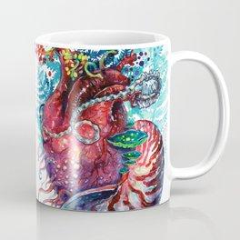 Ancient Heart Coffee Mug